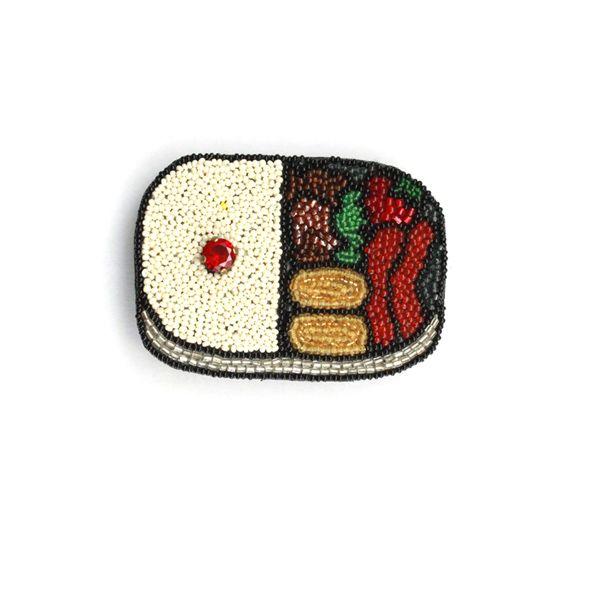BROOCH | Moko Kobayashi | maison des perles