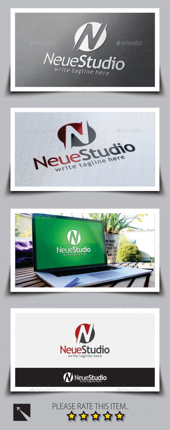 Logosmartz custom logo maker 5 0 review and download - Letter N Logo Design Template Vector Logotype Download It Here Http