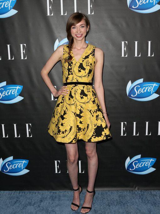 Lauren Lapkus at the ELLE Women In Comedy event