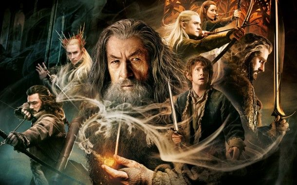 The Hobbit The Desolation Of Smaug HD Wallpapers. For more cool wallpapers, visit: www.Hdwallpapersbank.com. You can download your favorite HD wallpapers here .. It's free