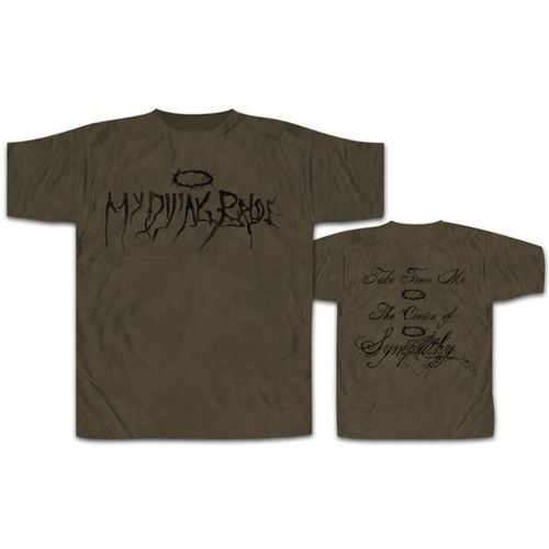 My Dying Bride T-Shirt Crown of sympathy