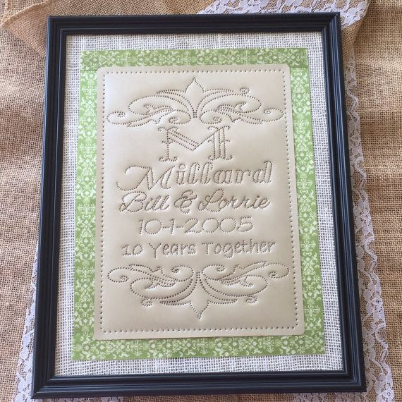 Top 10 Best Wedding Anniversary Gift Ideas For 2020: The 25+ Best 10th Anniversary Gifts Ideas On Pinterest
