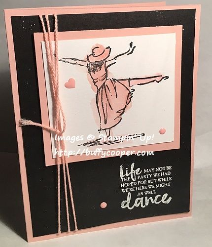 Beautiful You - Stamping in Winchester, VA, with Buffy Cooper