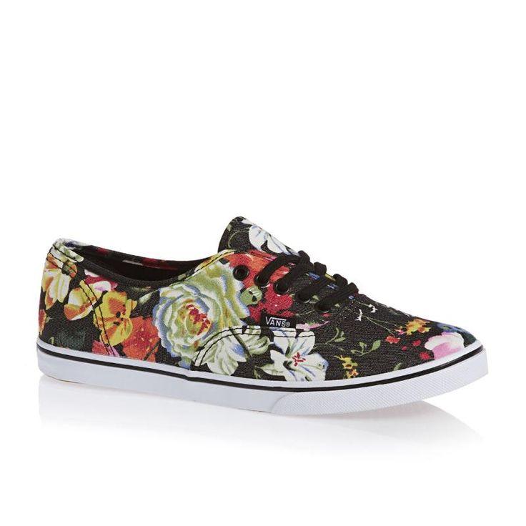 44.44€ pour ces chaussures Vans - Chaussures Authentic Pro - Noir (floral)/
