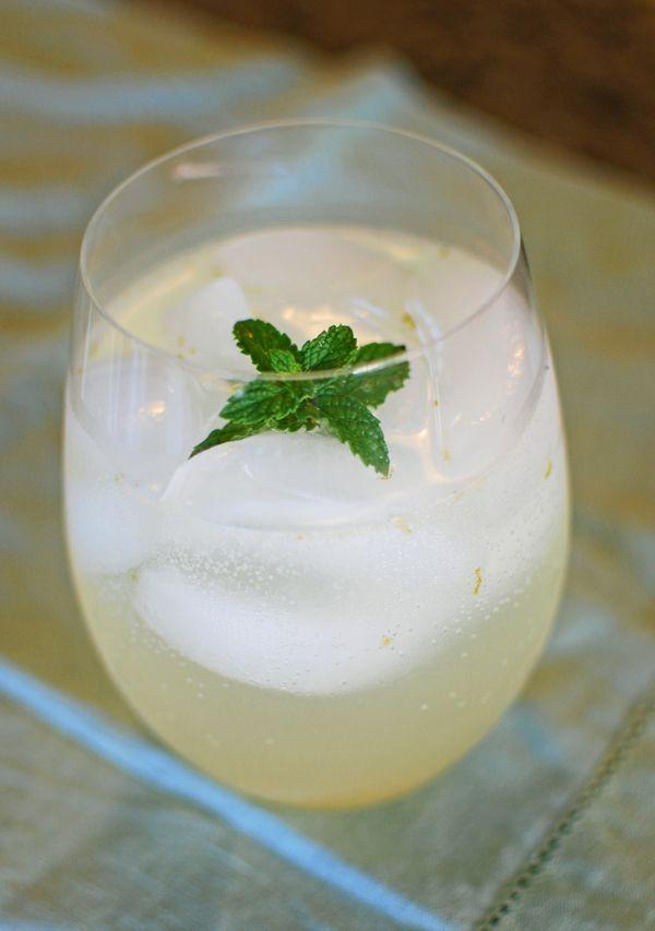 Key lime soda syrup