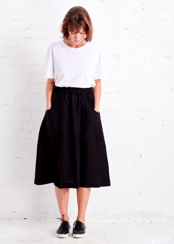 Ella Skirt by Tricotage   Gather&See