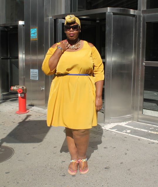 """N.E.C. STYLE: FULL FIGURED FASHION WEEK 2016 OUTFIT 1 """"HOLD UP"""""""
