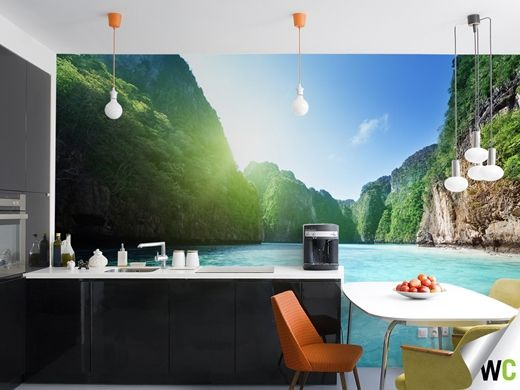 Wall Mural of Koh Phi Phi island, Thailand