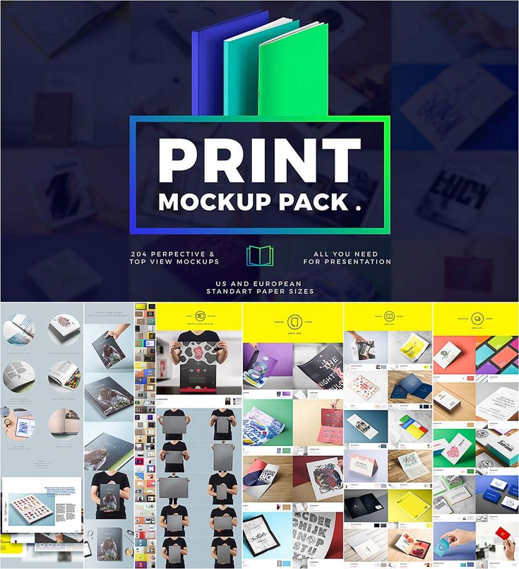 91 best free mockups in psd jpg png images on pinterest miniatures print mockup big bundle reheart Image collections
