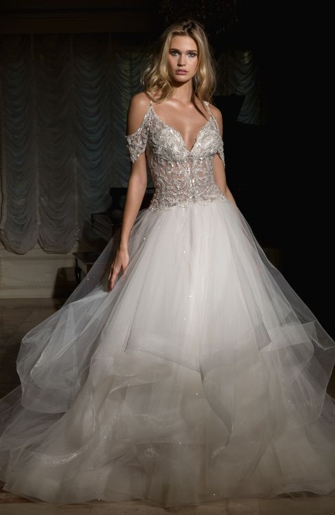 Featured Dress: Eve Of Milady; Wedding dress idea.