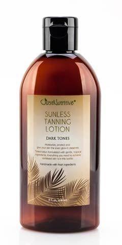 Sunless Tanning - Dark Tones