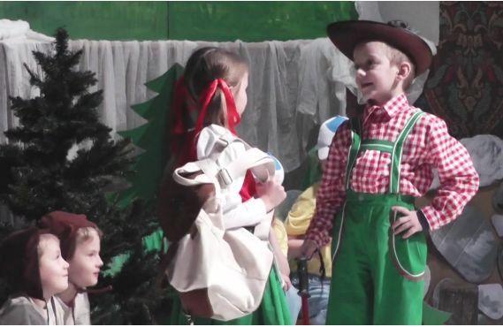 LEVICE: Materská škola sa v Bruseli predstavila s Eurorozprávkou - Materské školy - SkolskyServis.TERAZ.sk