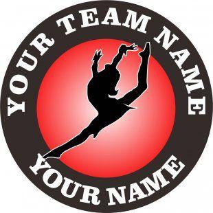 Customized Ballet logo 03