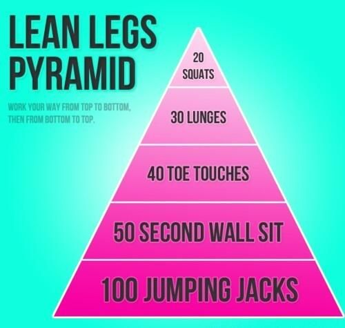 Want lean legs..? pic.twitter.com/s4UdS4Esl4
