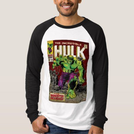 The Incredible Hulk Comic #105 T-Shirt - click to get yours right now!