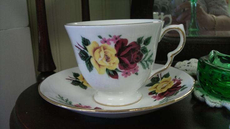 A cup of Tea???