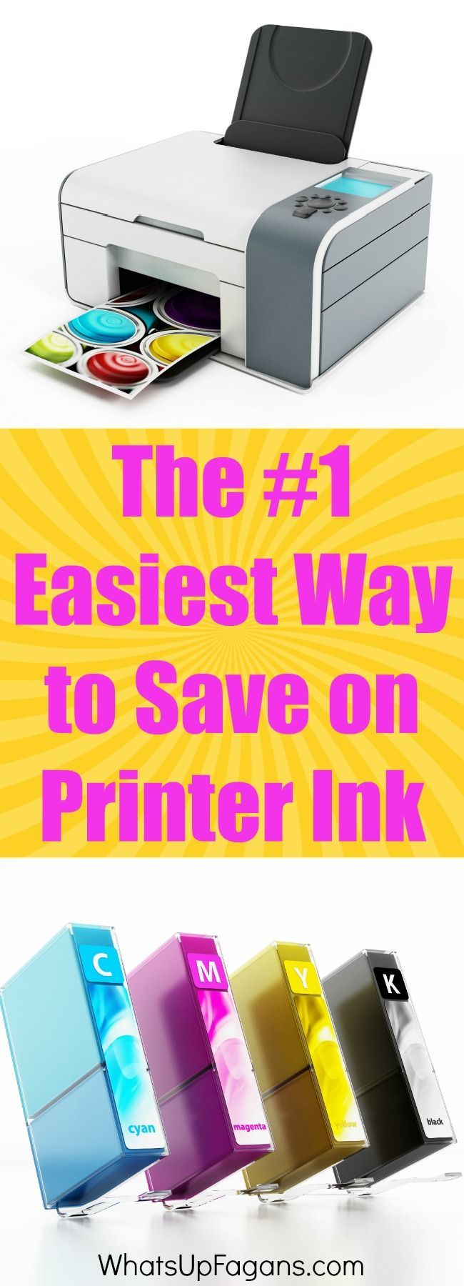 save money on printer ink   HP Instant Ink Program Overview and Review   saving money on printing costs   frugal living   cheap   thrifty   inexpensive   subscription service
