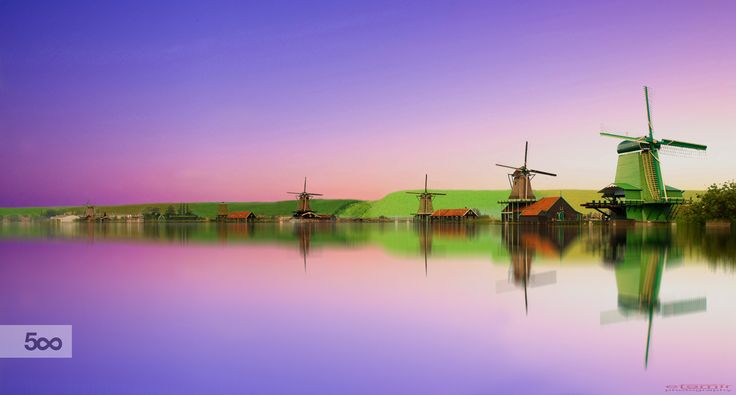 A purple dream by Efemir Art   on 500px