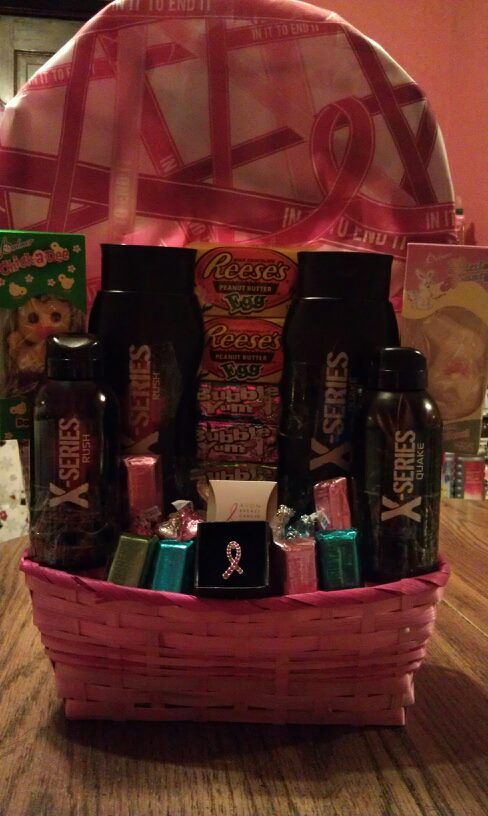 13 best custom avon easter baskets images on pinterest avon boys breast cancer easter basket 40 call tracys avon custom gifts at 440 negle Images