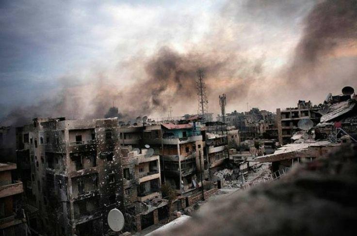Lieu inconnu, Syrie | Credit: Maysun