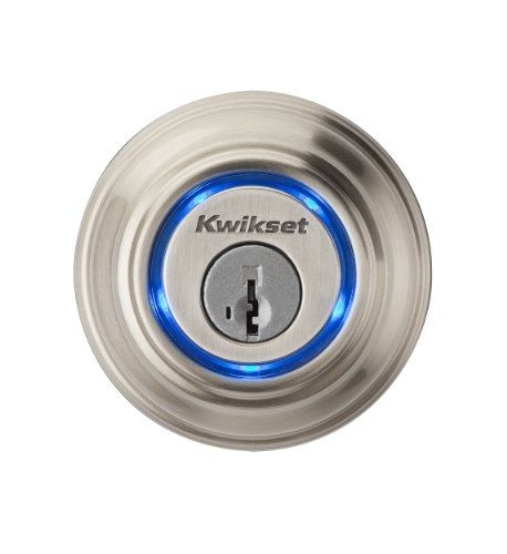 a bluetooth enable door lock!? Totally need this!