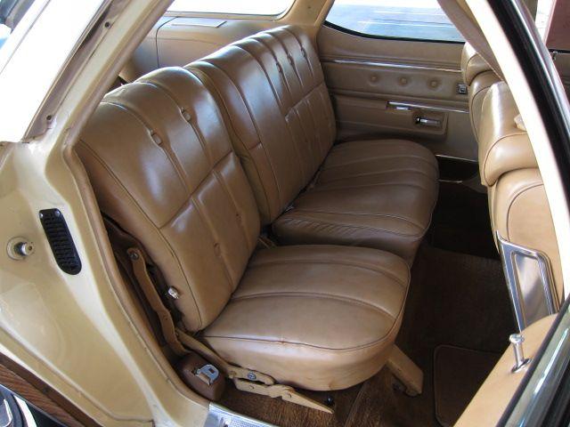 interior, 1976 Buick Estate wagon | Buick | Pinterest ...