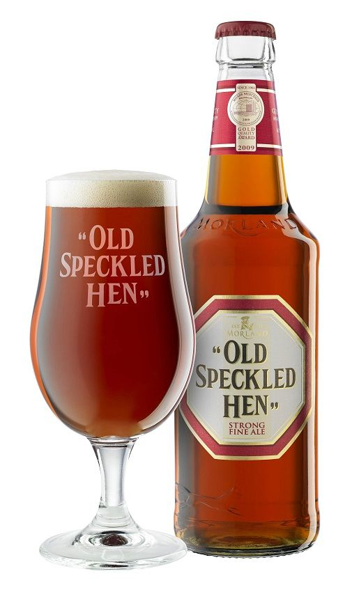 Old Speckled Hen, Bitter Ale (Greene King, UK) [Micromalta]