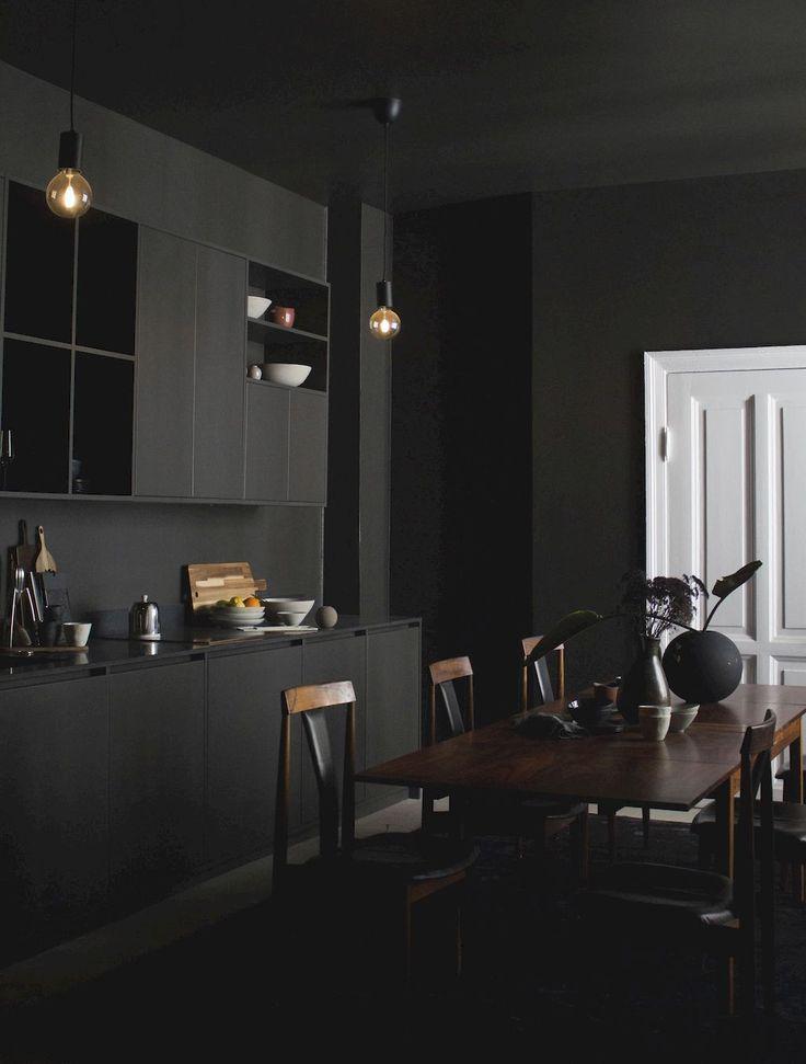 Stunning Minimalist Kitchen Decoration Ideas Home To Z House Interior Interior Design Minimalist Home Interior