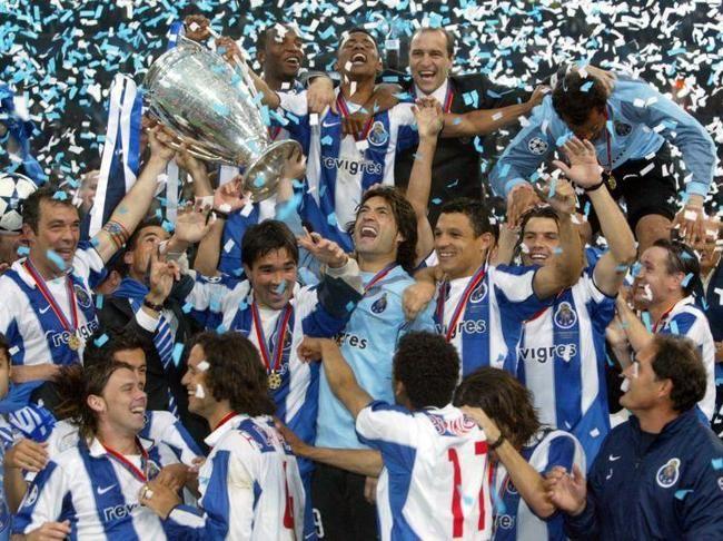 UEFA CHAMPIONS LEAGUE 2004 - FC Porto