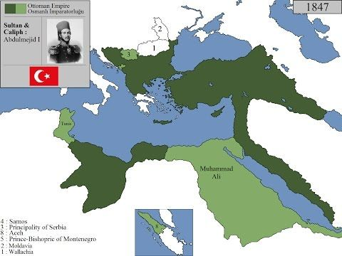 History of Turkey : Every Year - YouTube