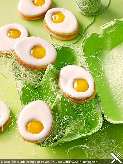 Zitronige Ostereier - Kekse, ein sehr leckeres Rezept aus der Kategorie Kekse & Plätzchen. Bewertungen: 67. Durchschnitt: Ø 4,3.