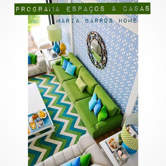 """""""Programa Espaços & Casas. Hoje no blog! #addictedtostyleblog #espaçosecasas #sicnoticias #decoraçãodeinteriores #interiordesign #mariabarroshome…"""""""