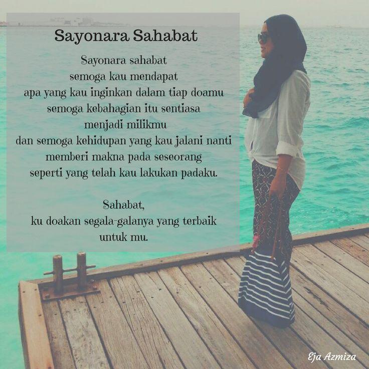 #poem #puisi #sahabat #quotes #malaysia #ejaazmiza