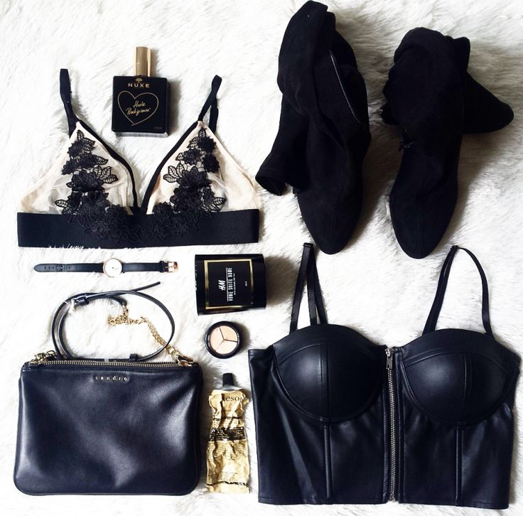 BLACK GOLD FLATLAY favorites on high rotation...   more:  http://ivaniasmode.com/black-gold-flatlay/