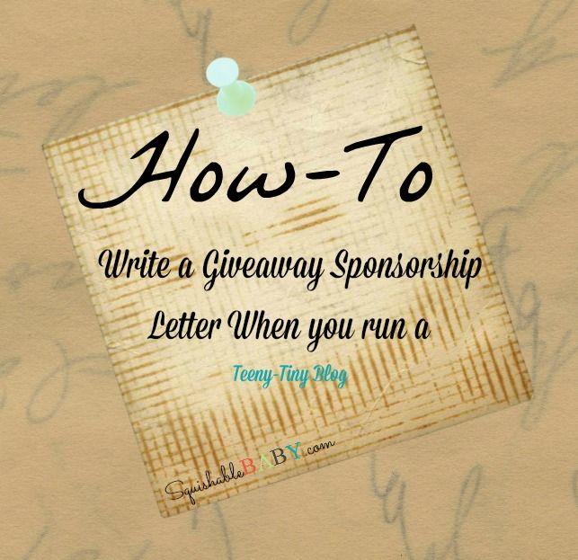 25+ parasta ideaa Pinterestissä Sponsorship letter - sponsorship thank you letter