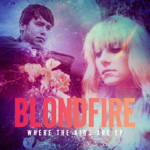 Look these up: Blondfire, Atlas Genius, Dinner and a Suit, Graffiti6, Kids These Days, Electric Guest, Tanlines, Friendly Fires, Bombay Bicycle Club, Joy Formidable (I already know all the other bands they listed!!! :D)