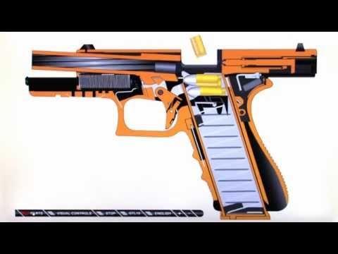 How a Glock Works (with Glock Cutaway) - YouTube