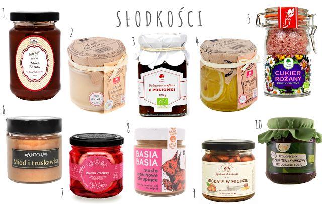Smaczne i zdrowe polskie produkty spożywcze - nasz wybór, odsłona II - Kupuję Polskie Produkty