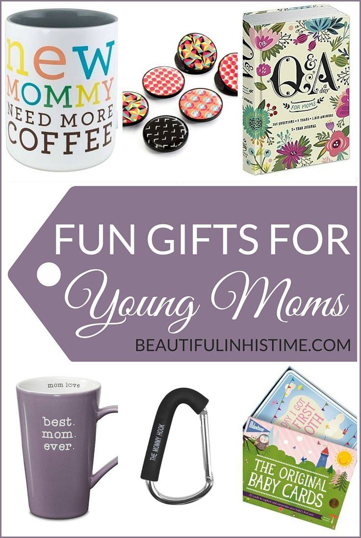 gifts for young moms