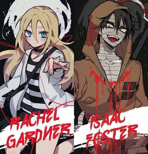 anime and satsuriku no tenshi image