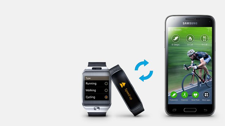 Your personal fitness tracker