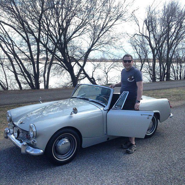 Ryan R's 1966 Austin-Healey Sprite (HAN8L55509)