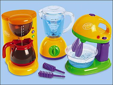 Kid-Safe Appliances - Set 2 at Lakeshore Learning