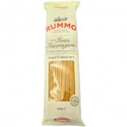 Linguine - Slow crafting method by RUMMO #pasta #signature #orderonline #italianfood Try it now on www.delicitaly.com