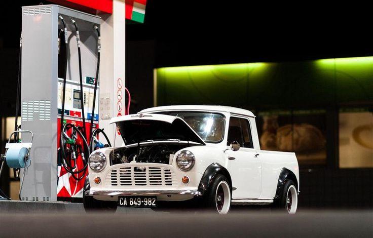 Mini pick up