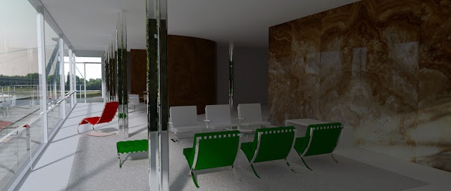 villa Tugendhat, Mies van der Rohe  www.facebook.com/idea.progetto.1