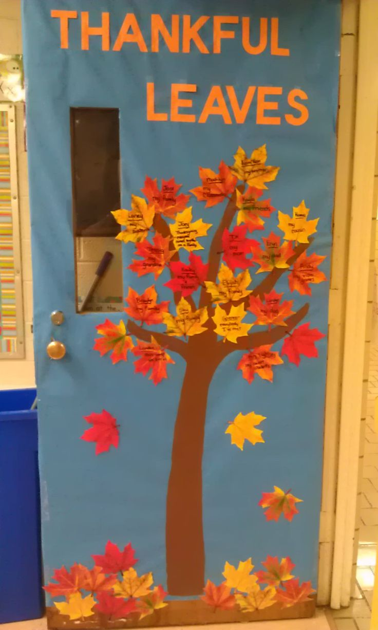 Thanksgiving Classroom Door Decorations Ideas ~ Best door decorations images on pinterest