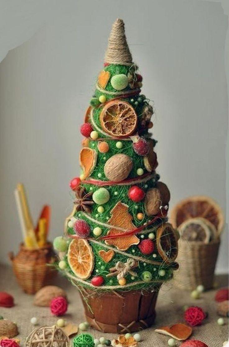 Новогоднее настроение своими руками - Ярмарка Мастеров - ручная работа, handmade