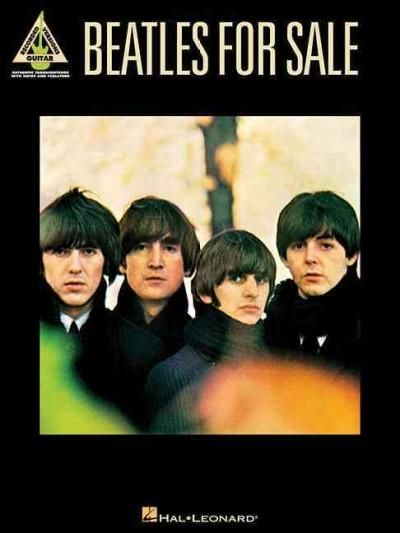(Guitar Recorded Versions). Note-for-note transcriptions with tab for the fourth album from the Beatles. Features 14 tracks: Baby's in Black * Eight Days a Week * Every Little Thing * Everybody's Tryi