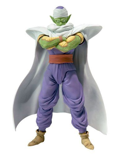 Dragonball Z S.H.Figuarts 6 Inch Deluxe Articulated Action Figure Piccolo [Toy]: Amazon.co.uk: Toys & Games